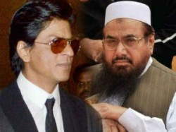 Shahrukh Khan Can Come Pakistan Says Hafiz Saeed