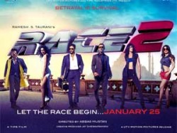 Race 2 First Weekend Collection At Box Office