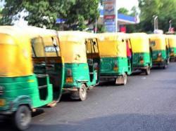 Gujarat Rickshaw Association Gives 72 Hours Ultimatum