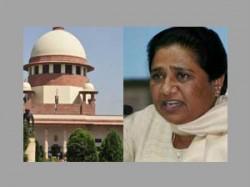Why Not Cbi Inquiry Against Mayawati In Taj Corridor Sc