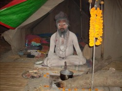 Why Naga Sadhus Carry Weapons At Kumbh Mela