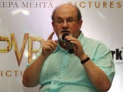 Novelist Salman Rushdie Kolkata Visit Called Off