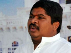 Cong Mps From Telangana Quit Party
