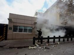 Two Killed In Blast Outside Us Embassy In Ankara