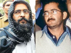 India Who Is Afzal Guru