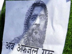 Govt Put Alert At Border After Hanging Afzal Guru