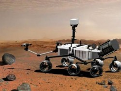 Curiosity Rover Discover Strange Piece Of Metal On Mars
