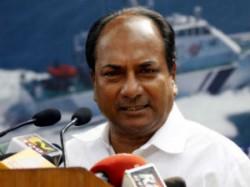 I Will Not Resign Over Choppergate A K Antony