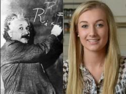 Year Old Uk Girl Has Higher Iq Than Einstein