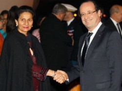 French President Pushes 12bn Jet Deal