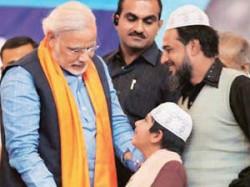 Modi Finding Favour With Muslims Madani