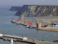 Pakistan Hands Over Gwadar Port Chinese Company