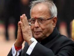 Difficult Times For Economy President Pranab Mukherjee