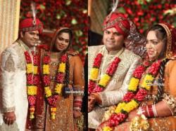 Pics Sakshee Pradhan Ties Knot With Abhishek Nadkarni