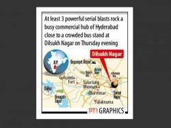 Blast In Hyderabad