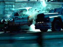 Die Hard 5 132 Cars Destroyed Single Action Scene