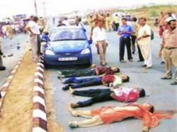 Ishrat Jahan Case Gujarat Police Officer Arrested