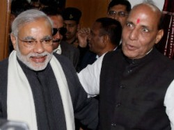 Standing Ovation To Modi In Bjp Meet