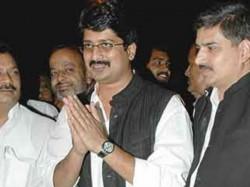 Raja Bhaiya Name Controversy Resign Dsp Murder Case