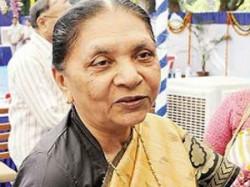 Corruption Will Kills Congress Says Anandiben Patel