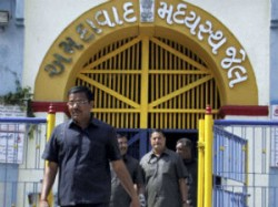 Terror Accused Dug 214 Ft Tunnel Insabarmati Jail