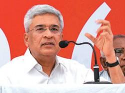 Bjp Not An Alternative To Congress Prakash Karat