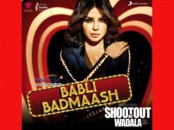Shootout At Wadala Babli Badmaash Song Priyanka Chopra