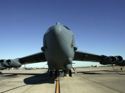 Us Flies B 52 Bombers Over South Korea