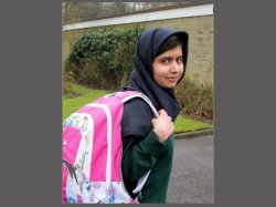 Malala Started Going To School In London