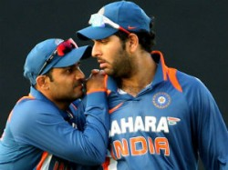 Yuvi Said To Sehwag I Am Also Not In The Team