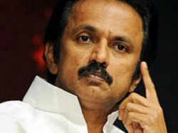 Dmk Leader Stalins Houses Raided In Chennai