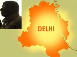 Two Suspected Terrorists Held In Delhi With Arms