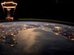 Earth Hour An Hour Of Darkness On Earth At Saturday