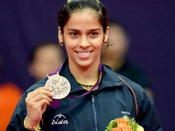 Saina Nominated For Bwfs Female Player Year Award
