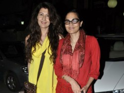 Sangeeta Bijlani Watched Film With Salman Khan Family