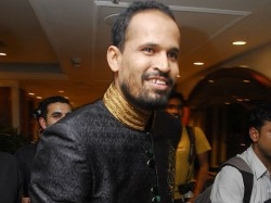 Yusuf Pathan Slapped Young Spectator Passing Indecent Comment