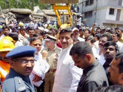 Thane Building Collapse 9 Accused 14 Day Police Custody