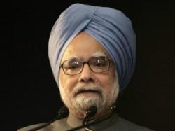 Manmohan Singh Leaves For Germany
