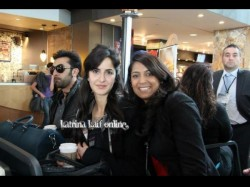Ranbir Katrina Again Spotted Together At Airport