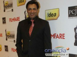 Madhur Bhandarkar Walks The Ramp At Iijw