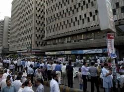 Earthquake Strikes North India Epicentre On J K