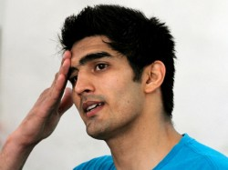 Vijender Singhs Drug Test Negative Sports Ministry