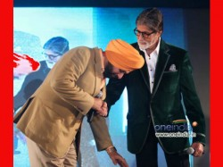 Big B Wishes He Could Use Sidhus Quotes On Kbc