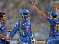 Mumbai Indians Beat Kolkata Knight Riders By 5 Wickets