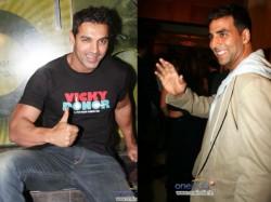 John Abraham Replace Akshay Kumar In Welcome Back