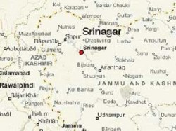 Terrorists Attack Police Check Post In Srinagar