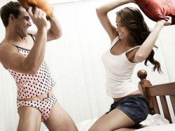 Lingerie Firm Launches Womens Underwear For Men