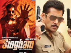 Up Police Watch Singham Dabangg For Motivation