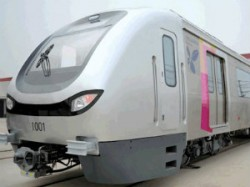 Mumbai Metro Rail Test Successful