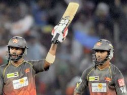 Ipl 6 Hyderabad Defeated Mumbai Indians By 7 Wickets